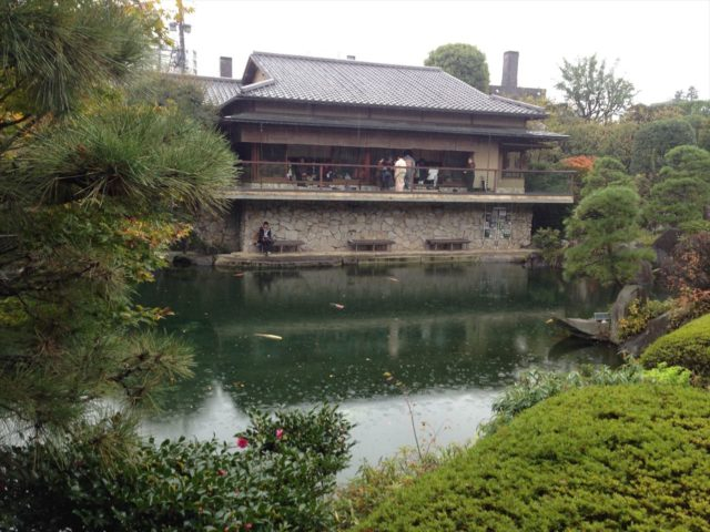 雑誌赤い鳥に由来がある伝統的な日本建造物