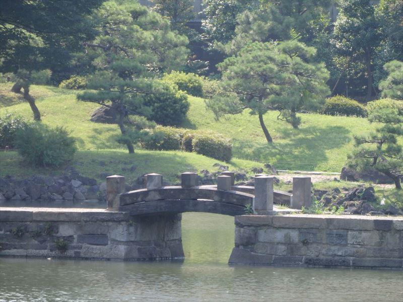 江戸時代の垂涎の西湖の堤