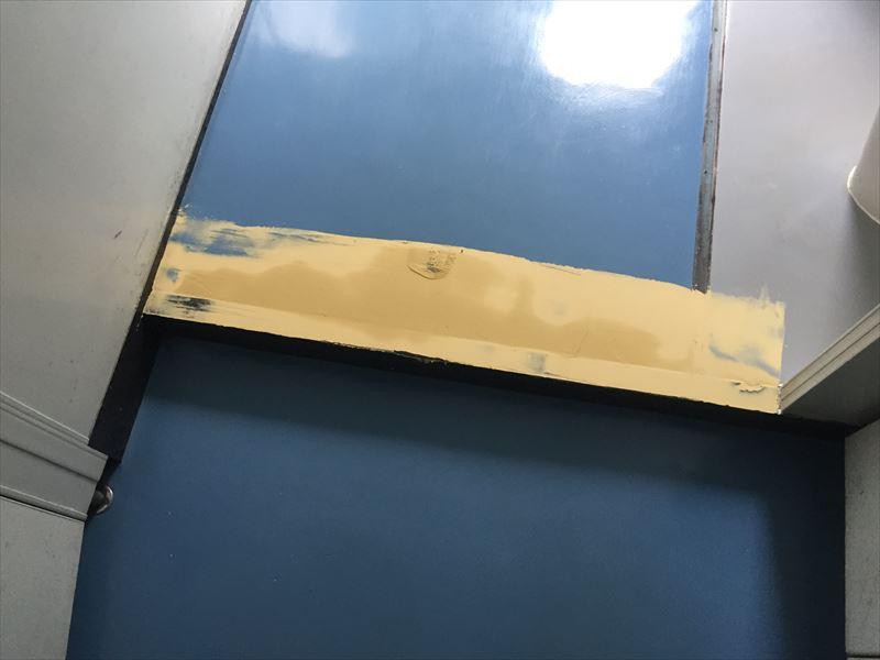 修正された床のデコボコ
