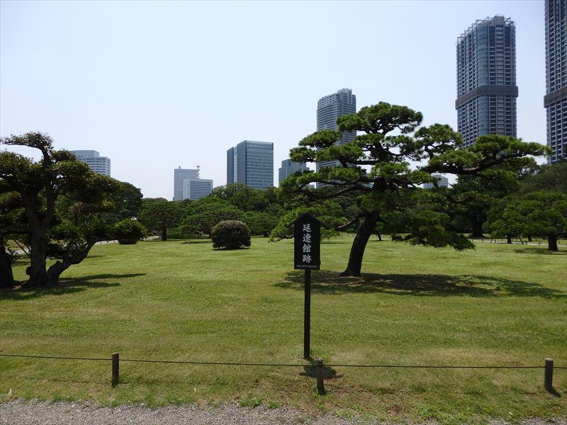 日本初の西洋風石造建築物の跡地