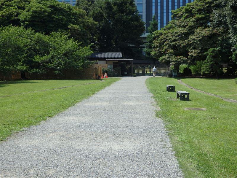 浜松町と大門に近い出入り口