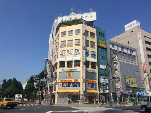 台東区上野で人気の洋食レストラン