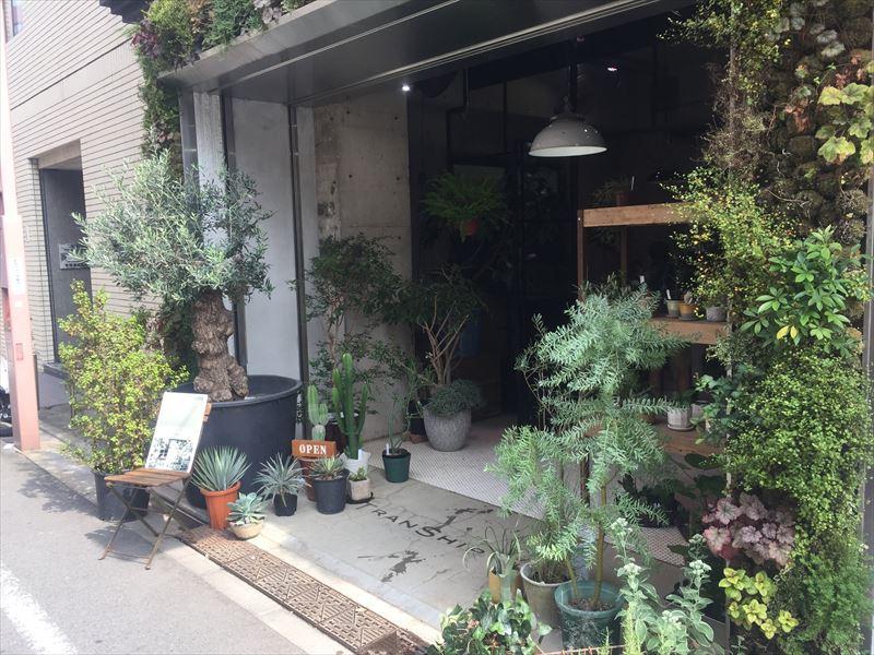 武蔵小山の駅にほど近いお店