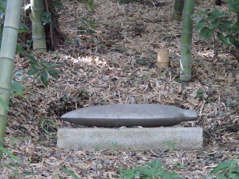 庭園散策で発見する田辺光彰氏の彫刻作品