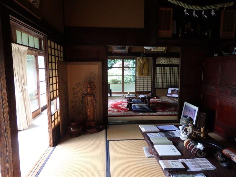 田邊泰孝記念館