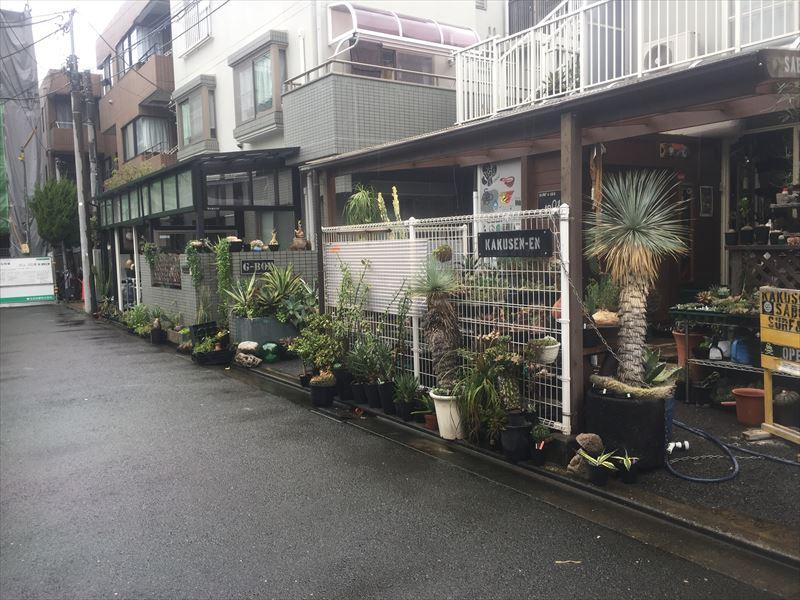 隠れ家的な駒込本店