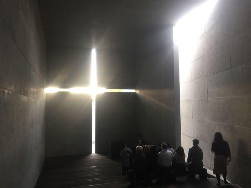 安藤忠雄の代表的な作品の一つ『光の教会』