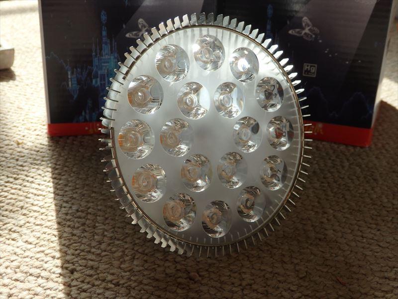 あまり種類がない白色LED育成ライト