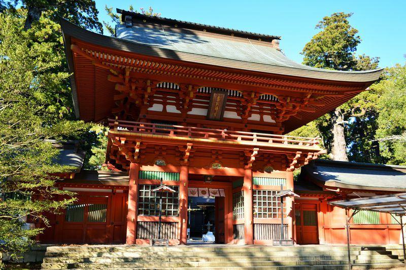 全国の300社の香取神社の総本社