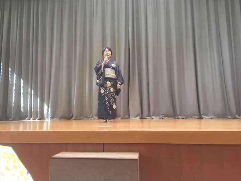 目黒で教室をされている池坊東京支部支部長の澤井先生