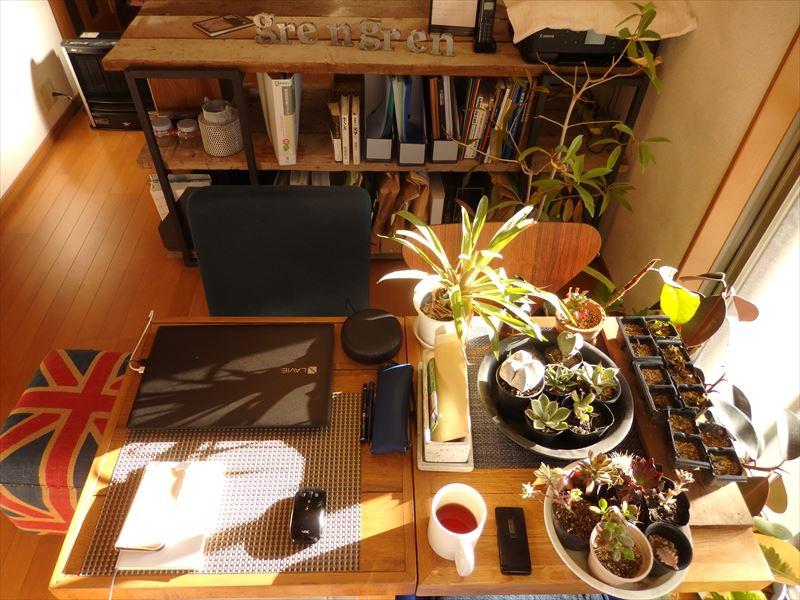 何とか新年から稼働している新事務所