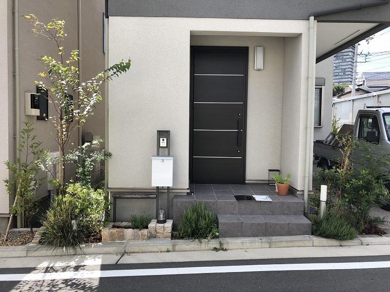 横浜市戸塚区の新しい住宅地の新築戸建て