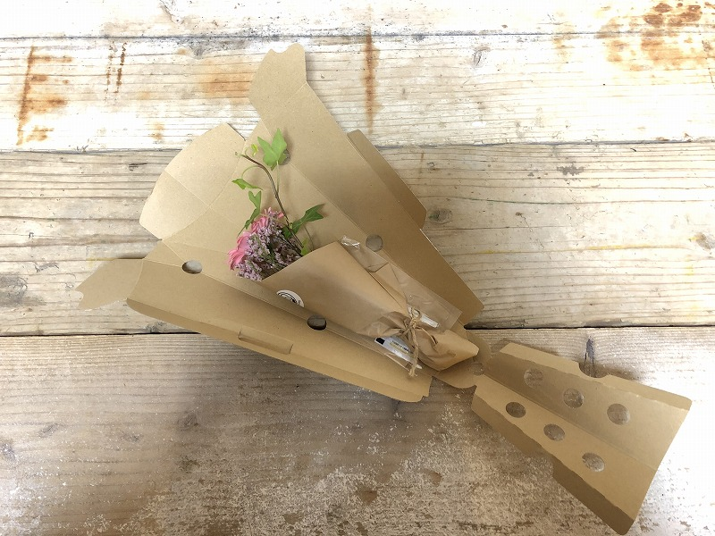 お花の定期便ブルーミーライフの500円体験プラン