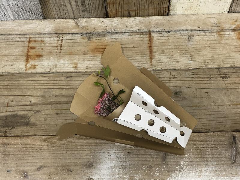 ブルーミーライフお花の定期便500円の体験プラン