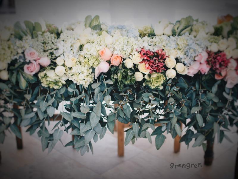 造園会社ぐりんぐりんが提案する花束の贈り物