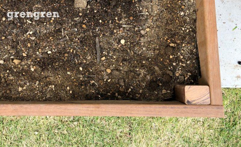 植物がしっかり育つような土壌