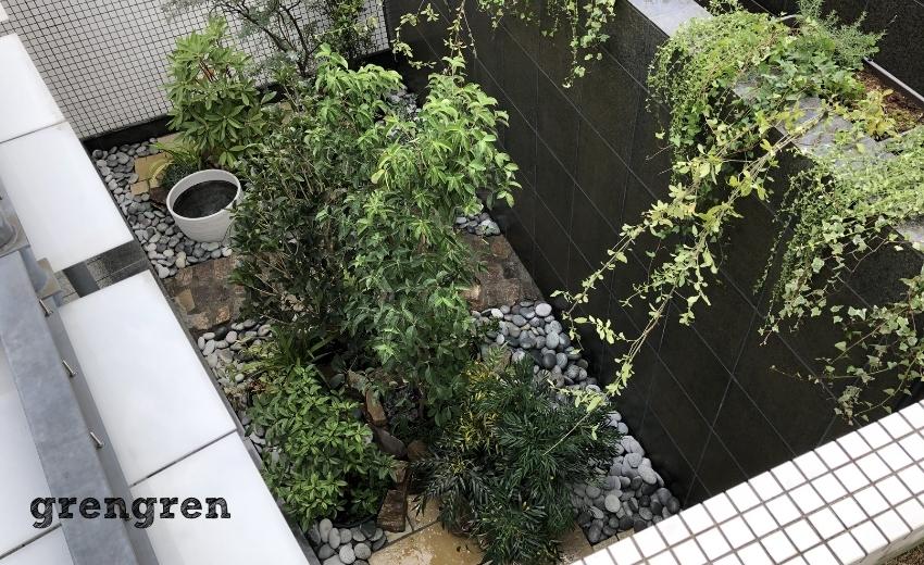 完工した世田谷マンションの全景画像