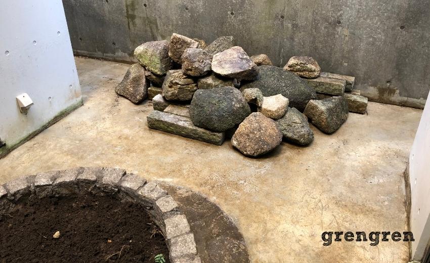 高圧洗浄機で綺麗に清掃して整えた世田谷区のお庭