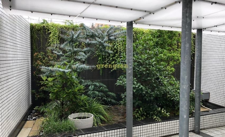 マンション植栽メンテナンス、元カスケード
