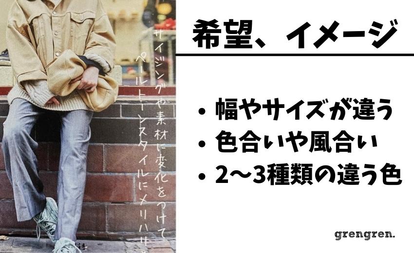 世田谷区の新築のお客さんからの花壇の希望イメージ図