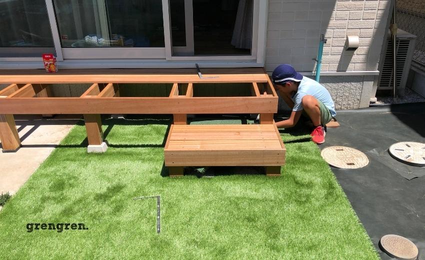 子供のための庭づくりの意味