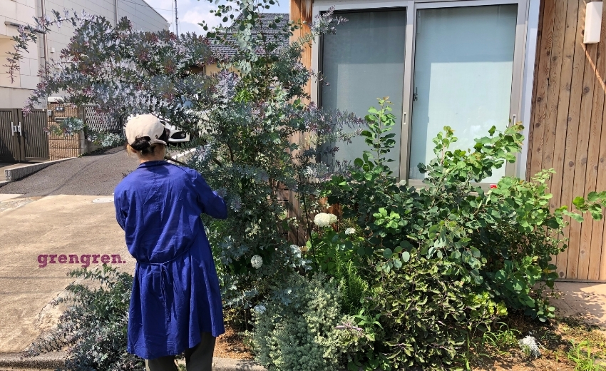 樹木の剪定と管理から花壇のメンテナンス作業